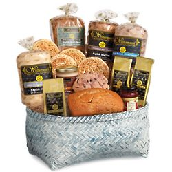 Wake Up to a Wonderful Breakfast Gift Basket