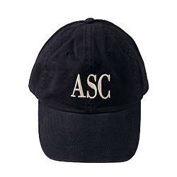 Personalized Washed Brushed Cotton Twill Cap
