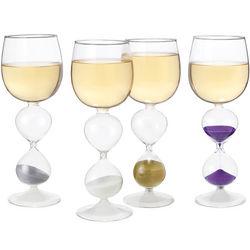 Wine Hourglasses