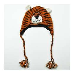 Tiger Knit Hat