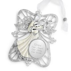 2012 Make-A-Wish Angel Christmas Ornament