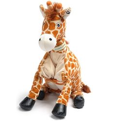 Personalized Jafaru the Giraffe Zoobie