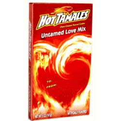 Hot Tamales Untamed Love Mix Theater Box