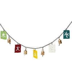 Five Elements Flag Chain