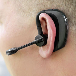 Superior Noise Canceling Bluetooth Headset