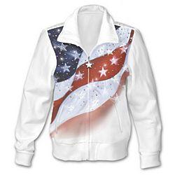 Women's American Sparkle Jacket