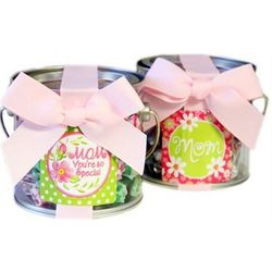 Mom Candy Filled Gift Can