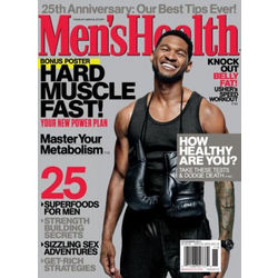 Men's Health Magazine 10-Issue Subscription