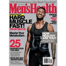Men's Health Magazine 10-Issue Subscription