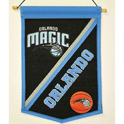 Orlando Magic Traditions Team Banner