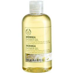 Moringa Travel Size Shower Gel