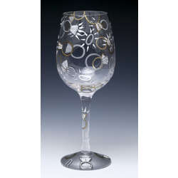 Wedding Toast Wine Glass
