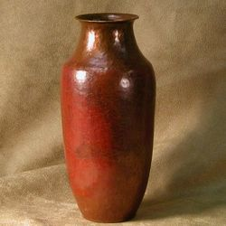 Traditional Copper Vase