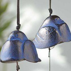 Blue Bird Bell