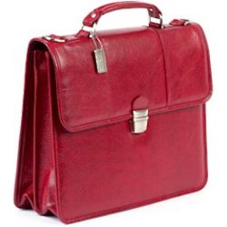 Women's Leather Briefcase