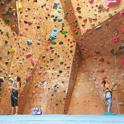 Los Angeles Indoor Rock Climbing for 1