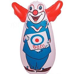 Bozo Finger Bop Bag