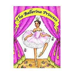 Ballerina Princess Personalized Book