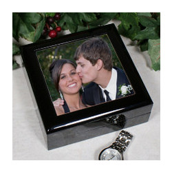 Personalized Photo Tile Square Box