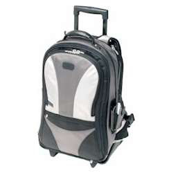 "Detachable 21"" Wheeled Backpack"