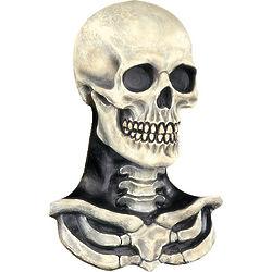 Skull and Bones Head Mask