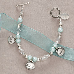 Niece Personalized Kids Bracelet