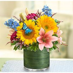 Simple Sophistication Flower Bouquet