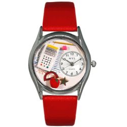Personalized Math Teacher Watch