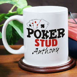Poker Stud Coffee Mug