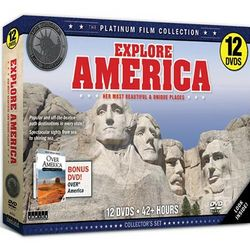 Explore America DVD Set
