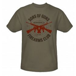 Sons of Guns Club T-Shirt