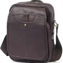Europa Leather Travel Bag