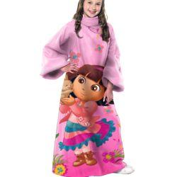 Dora Bunny Friend Youth Comfy Throw Blanket