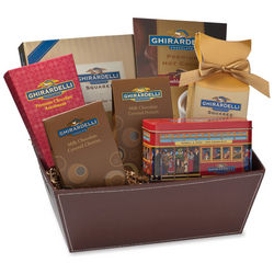 Cable Car Chocolate Gift Basket