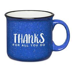Thanks for All You Do Campfire Mug