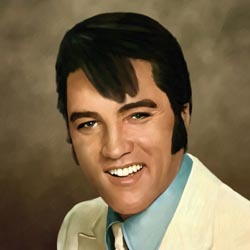 Elvis Presley Limited Edition Fine Art Print