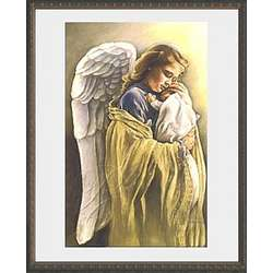 Escort to God Giclee Framed Print