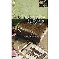 A Grandparent's Legacy Guided Journal