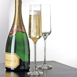 Fusion Infinity Champagne Glass Set