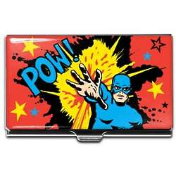 """Superhero"" Business Card Case"