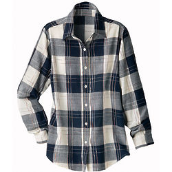 Citicraze Plaid Doby Shirt