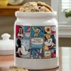 Personalized Disney Cookie Jar