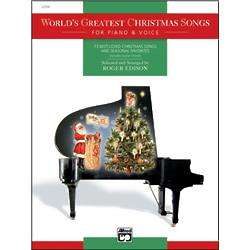 Alfred World's Greatest Christmas Songs Chord Book