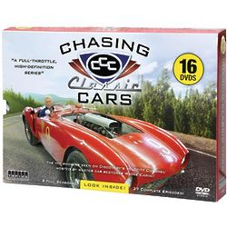 Chasing Classic Cars DVDs