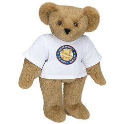 Teddy Bear Stuffed Animal in T-Shirt