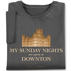 My Sundays Are Spent At Downton T-Shirt