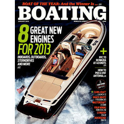 Boating Magazine 10-Issue Subscription