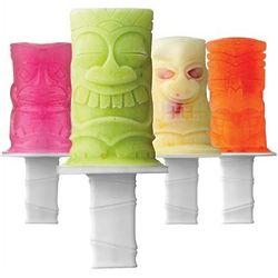 Tiki Pop Ice Molds