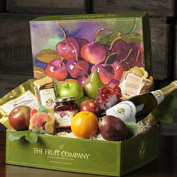 Hood River's Choice Deluxe Fruit Gourmet Gift Box