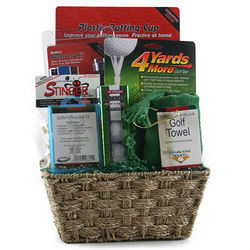 Parific Golf Gift Basket